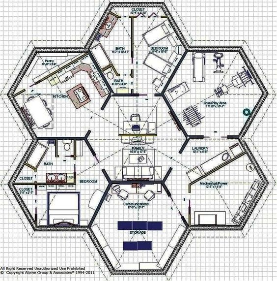 If you re going to bug in do it right diy bunker plans for Underground house design