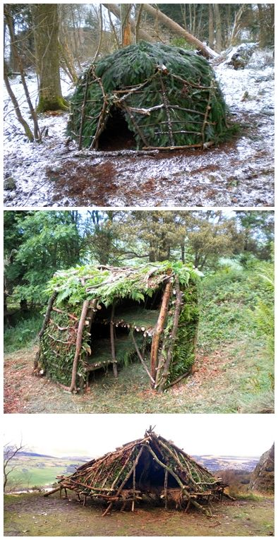 Building Camping Shelters : What is bushcraft the skills you need to master