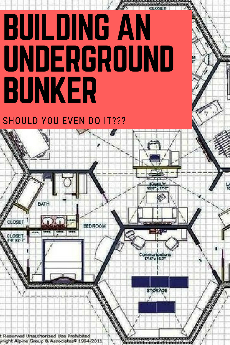 DIY Bunker Plans and Above Ground Storm Shelters – Benefits ... on preppers bug out vehicle, preppers container houses, doomsday bunker construction plans, preppers in houston texas, survival bunker plans,